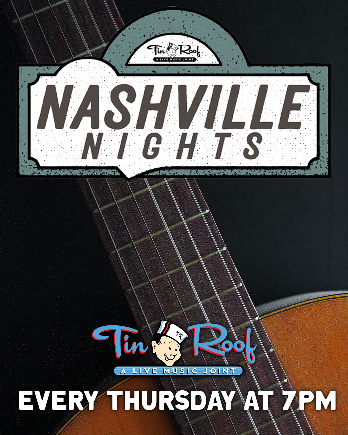 Nashville Nights featuring Michael Pace